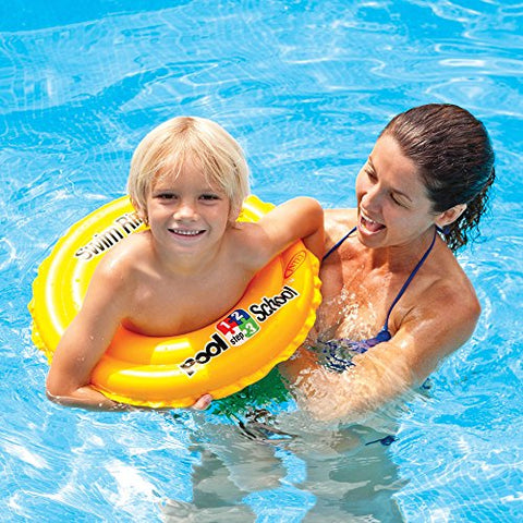 "Flotador Pool School Intex 58231EU Rueda Inflable 51"" - INT-58231EU"