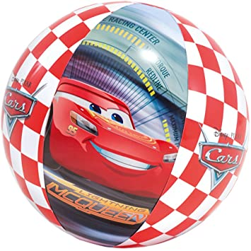 "Bola Cars Beach Intex 58053NP Inflable 61"" - INT-58053NP"