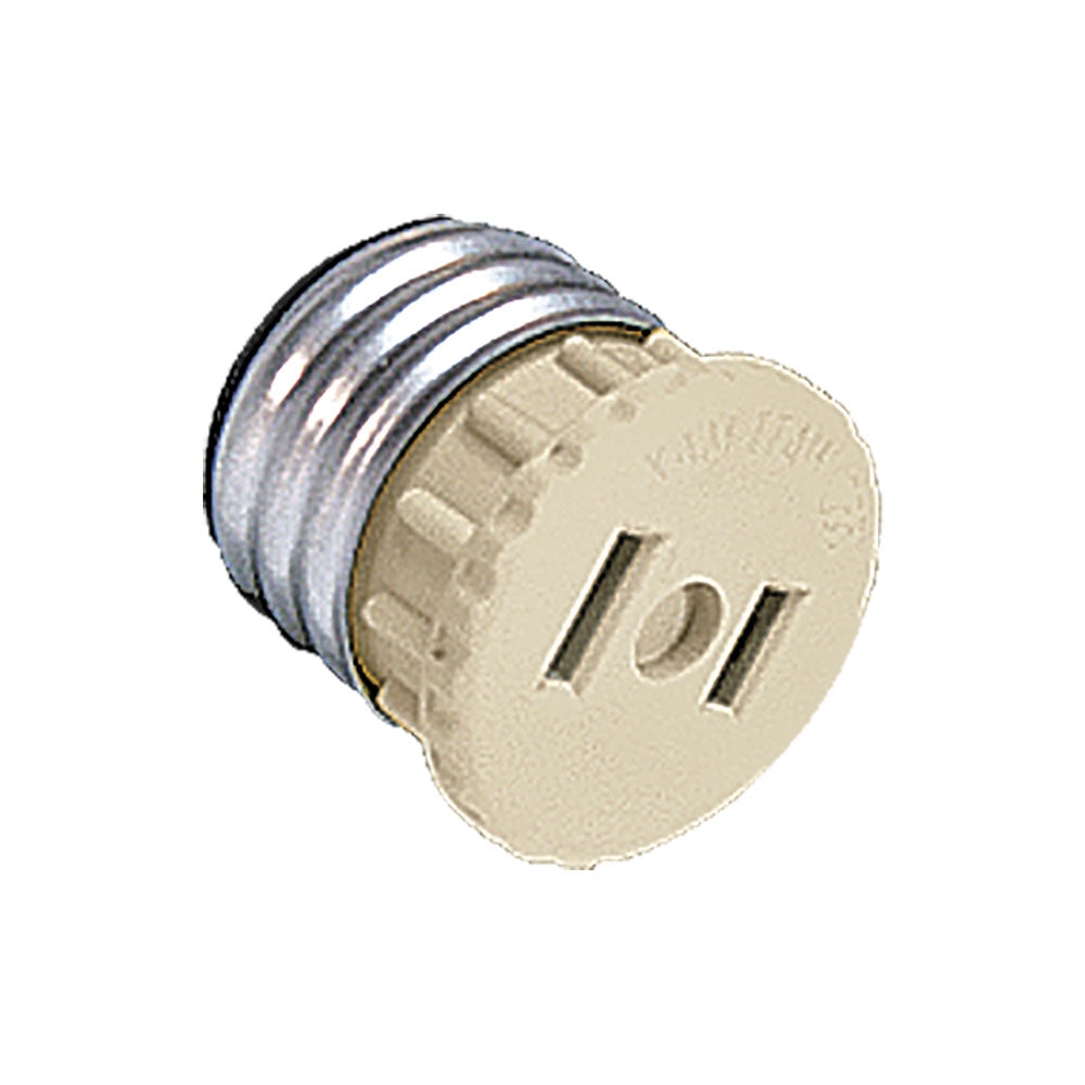 Socket Adaptador Eagle 758W Blanco - EAG-758W