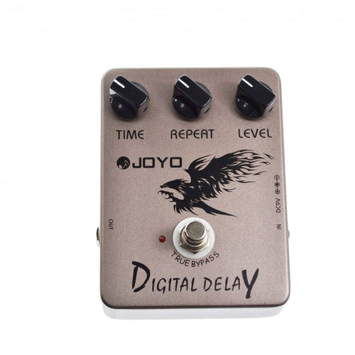 Pedal Joyo JF-08 Digital Delay Para Guitarra - JOY-JF-08