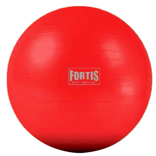 "R- Bola de Pilates 75"" Fortis GB7701 (Swiss Ball) Rojo - FOR-GB7701-RD"