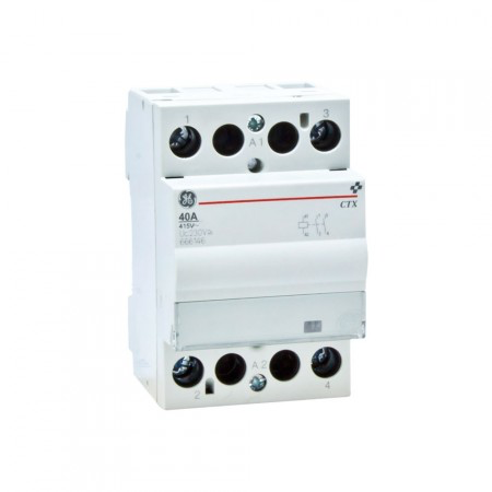 R- Contactor General Electric - GE-CL45A300T