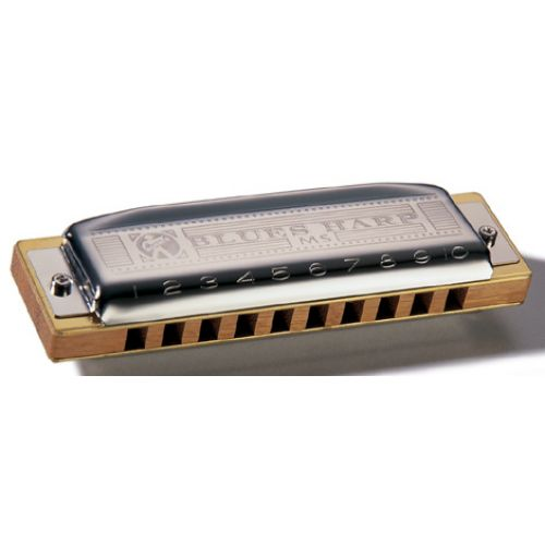 Armónica Blues Harp 532/20MS-G Hohner - HOH-532/20MS-G