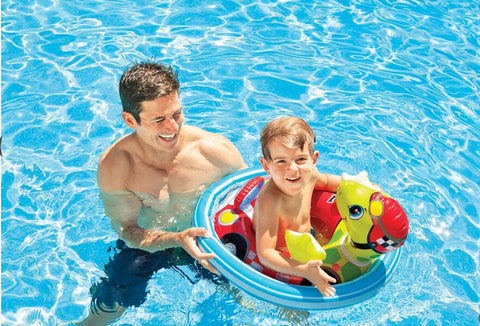 "Flotador Intex 59570 See Me Sit Inflable 71""x58"" - INT-59570"