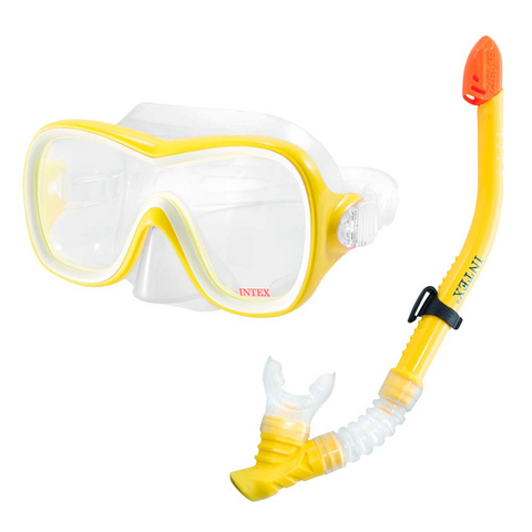 Set Buceo Intex 55647 Wave Rider - INT-55647