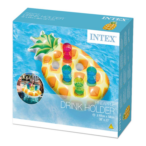 Portavasos Piña Intex 57505 Inflable - INT-57505