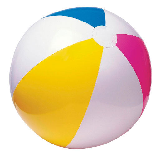 "Bola De Playa Intex 59030 De 24 Paneles Inflable 61"" - INT-59030"