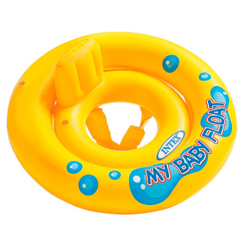"Flotador Intex 59574 My Baby Float Inflable 67"" - INT-59574"