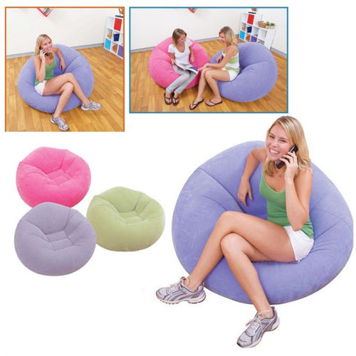 Sillón Puff Intex 68569 Inflable - INT-68569