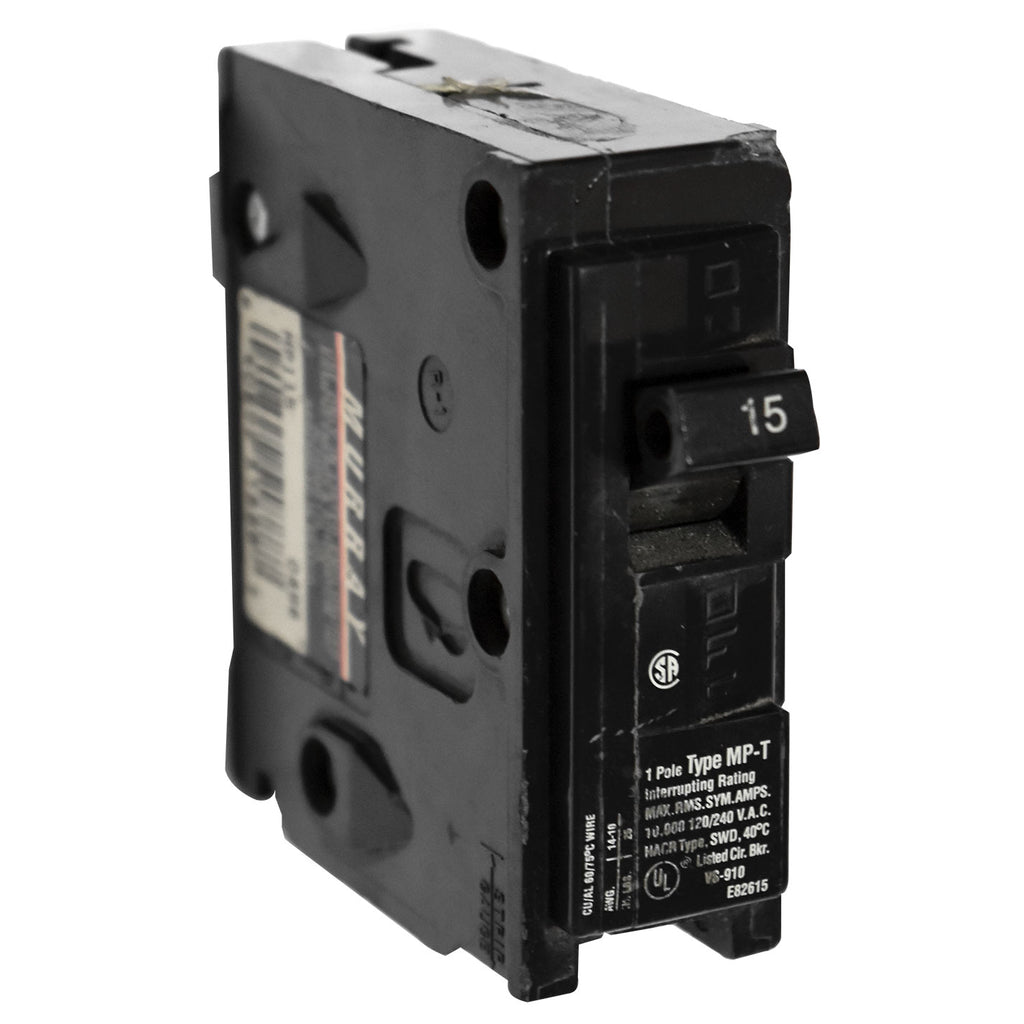 Breaker 15AMP Murray MP115 - MUR-MP-115