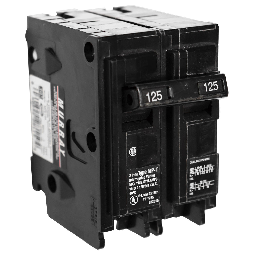 Breaker 125AMP Murray MP2125 - MUR-MP-2125