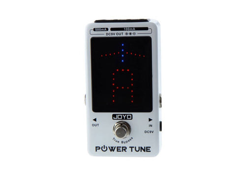 Pedal Joyo JF-18R Power Tune Para Guitarra - JOY-JF-18R