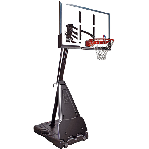 "Tablero Basket 60"" Spalding 68562 Negro - SPA-68562"
