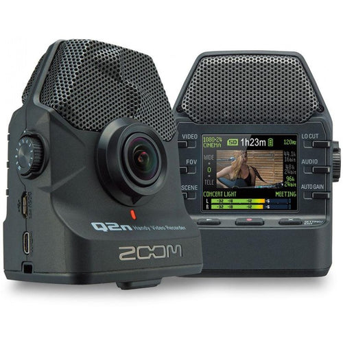 R- Q2N Handy Video Recorder Zoom - ZOO-Q2N
