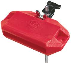Clave LP1207 Jam Low Pitch Latin Percussion Rojo - LAT-LP1207