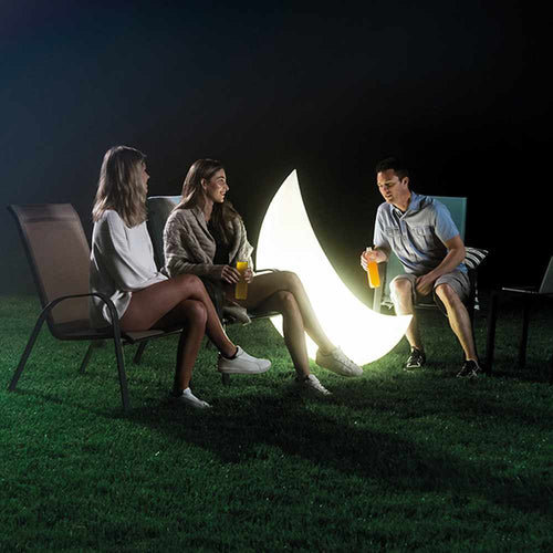 Media Luna Intex 68693 Con Led Inflable - INT-68693