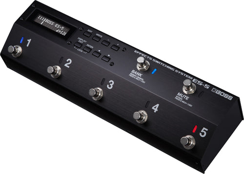 Sistema ES-5 Roland (Effects Switching System) - ROL-ES-5