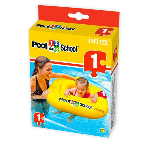 "Flotador School Step 1 Intex 56587 Inflable 79""x79"" - INT-56587"