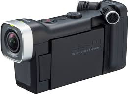 R- Q4N Handy Video Recorder Zoom - ZOO-Q4N
