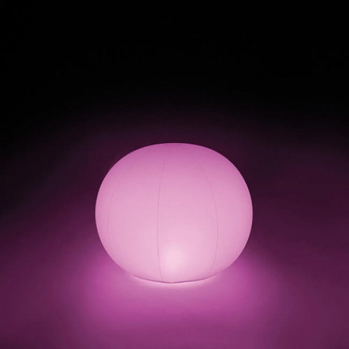Bola Luminosa Decorativa Intex 68695 Inflable Con Led - INT-68695