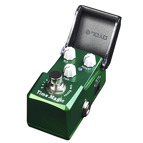 Pedal Mini Joyo JF-304 Time Magic Delay Para Guitarra - JOY-JF-304