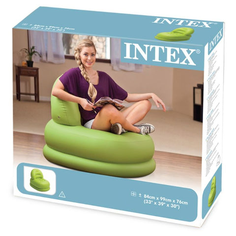 Sillón Intex 68592NP Moda Chair Inflable - INT-68592NP