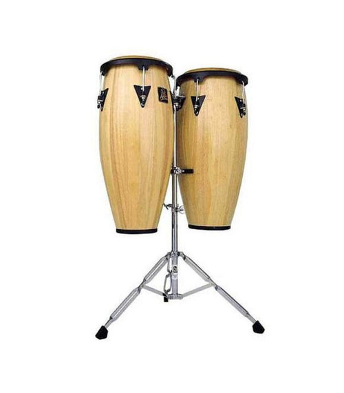 Set Conga Aspire LPA647AW Latin Percussion Natural -LAT-LPA647-AW