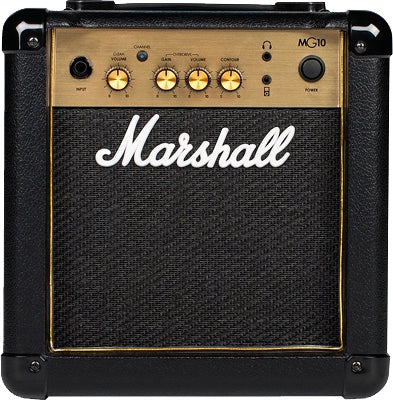 Amplificador para Guitarra Marshall - MAR-MG10G-F