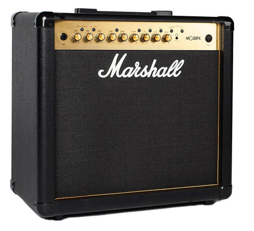 Amplificador para Guitarra Marshall - MAR-MG50GFX-F