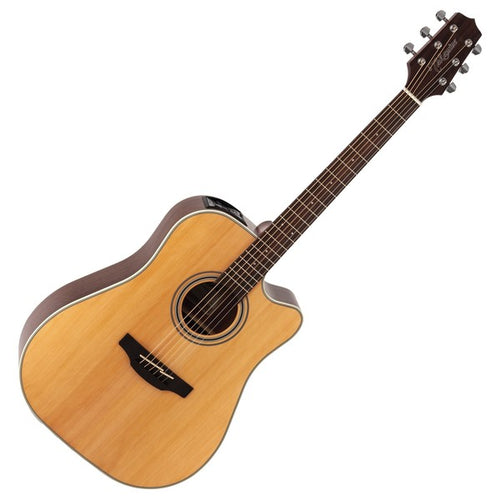 Guitarra GD20CE-NS Takamine Electroacústica Natural - TAK-GD20CE-NS