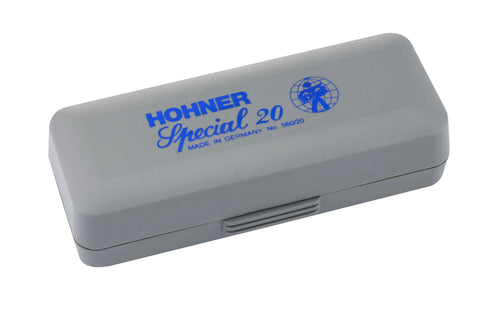 Armónica Special 560/20-Bb Hohner - HOH-560/20-Bb