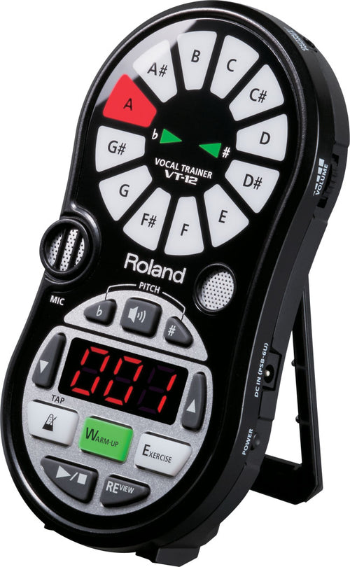 R- Vocal Trainer VT-12 Roland - ROL-VT-12-BK
