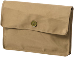 Puebco Japan - Rubberized Fabric Envelope Bag