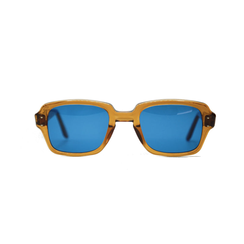 Vintage BCG Shades by Brother Brother- Blue