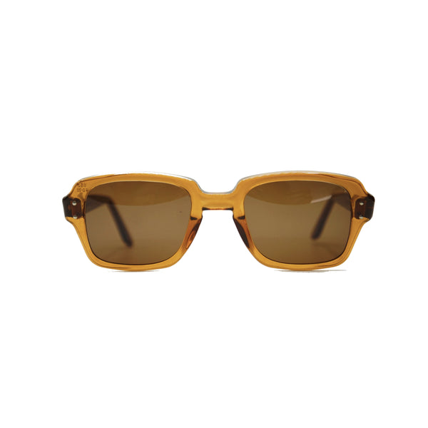 Vintage BCG Shades by Brother Brother- Rootbeer