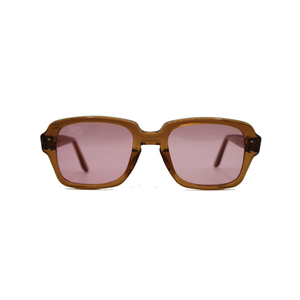 Vintage BCG Shades by Brother Brother- Dusty Pink