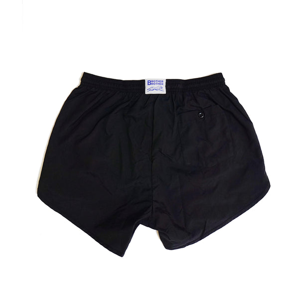 Brother Brother - Running Short - Black