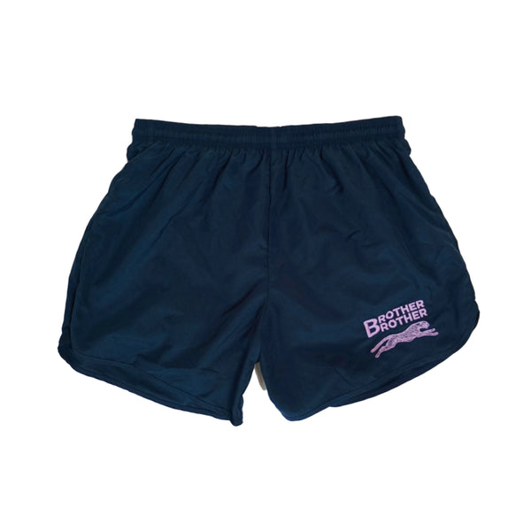 Brother Brother - Running Short - Navy