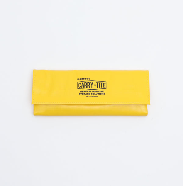 Penco Carry-Tite Pouch- Yellow