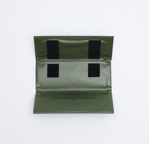 Penco Carry-Tite Pouch- Olive Green
