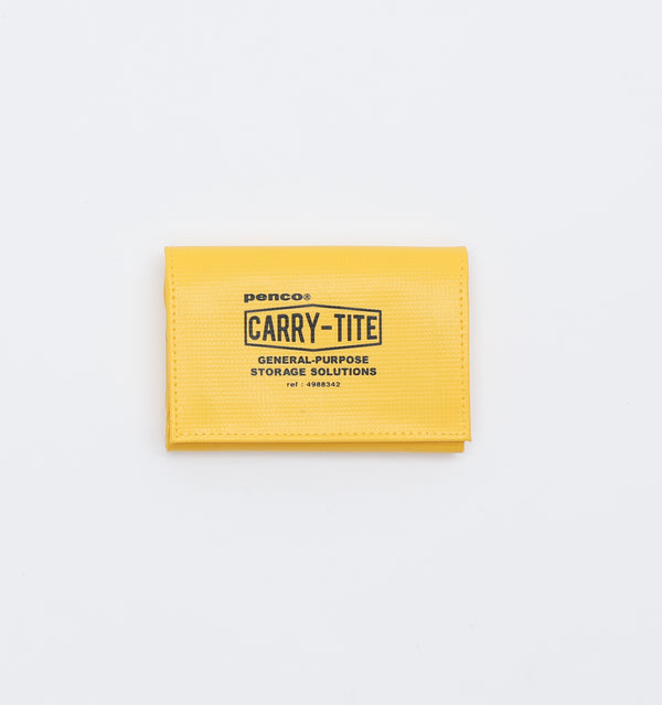 Penco Carry-Tite Small Pouch- Yellow