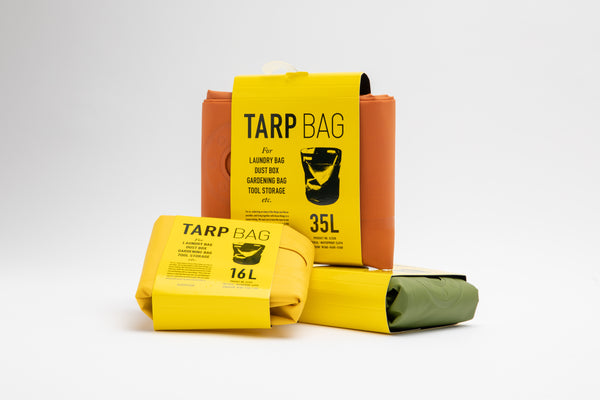 Hightide Tarp Bag Small- Orange