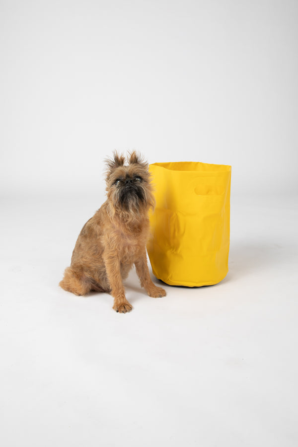 Hightide Tarp Bag Small- Yellow
