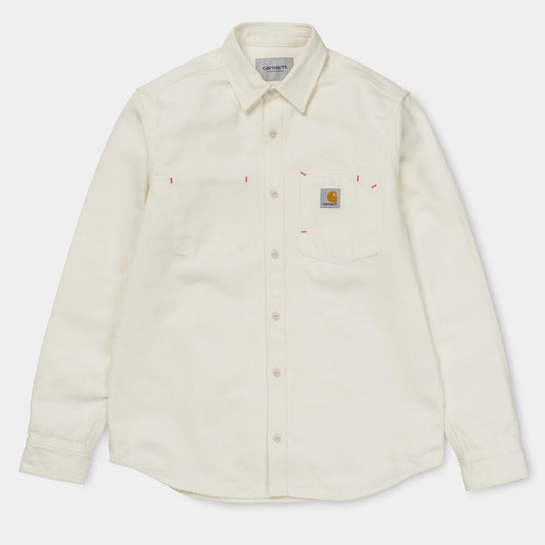 Carhartt WIP - Tony Shirt - Wax