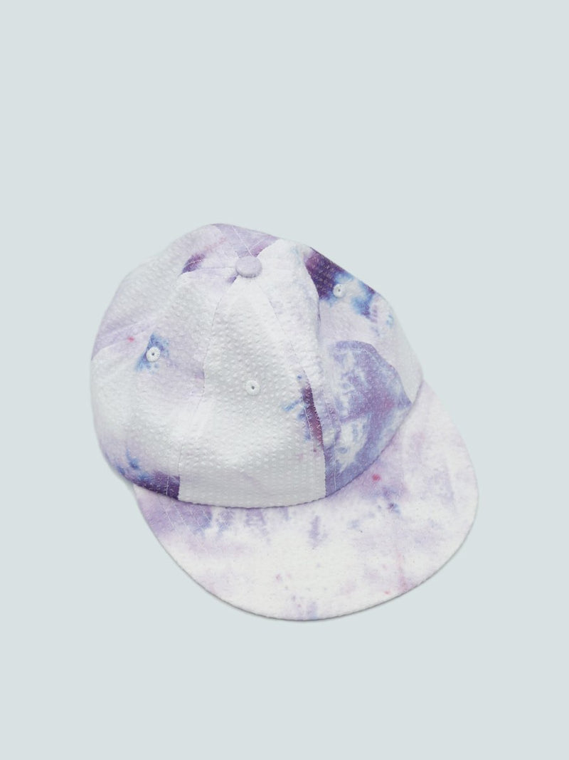 Lite Year - Emersin Cap - Purple Tie Dye