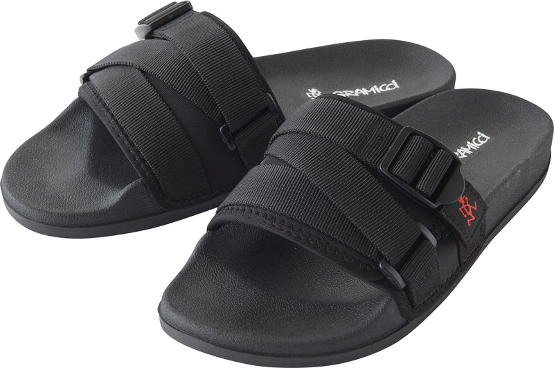 Gramicci - Slide Sandals - Black