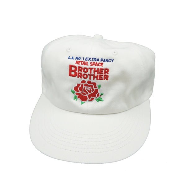 Brother Brother- Gohan (御飯) Cap- White