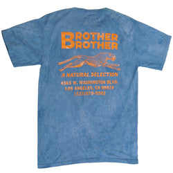 Brother Brother- Shop Tee- Japanese Indigo Dye