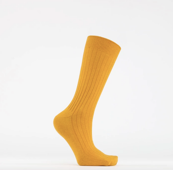 Tailored Union- Luxe Socks- Gold