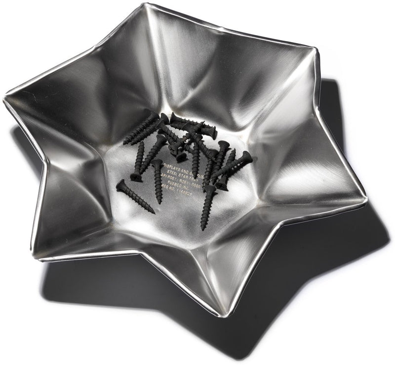 Puebco Japan Steel Star Tray